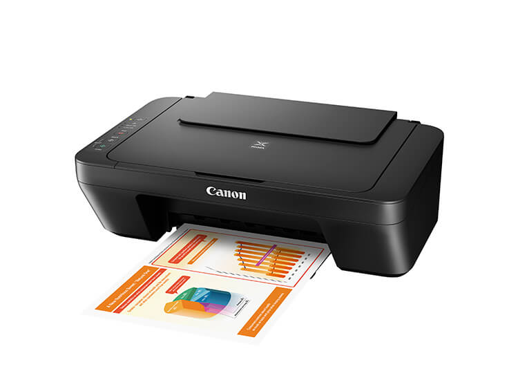 Canon Pixma MG2 510 Multifunctional Printer / Scanner / Copy / Black