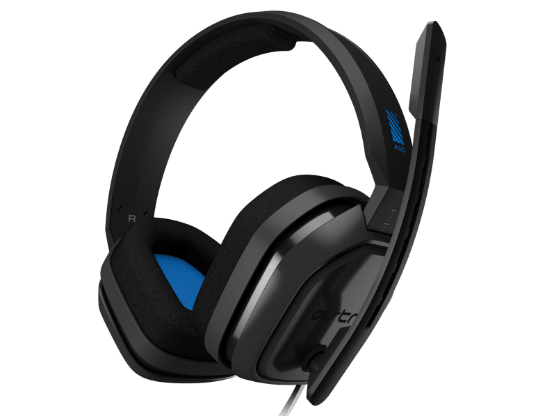 Astro A10 Headset for PlayStation & Pc / Black