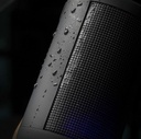KLIP KWS-612M - Mikromatik Wireless Speaker, Bluetooth, Led Lighting - Black