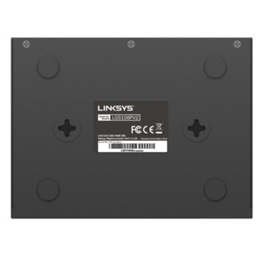 Linksys Switch LGS108P / 8 PUERTOS / GIGABIT