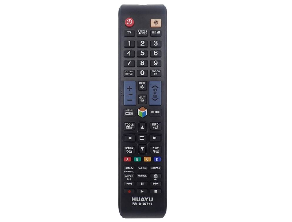 Huayu RM-D1078+ Control Remoto Universal Compatible con SAMSUNG.