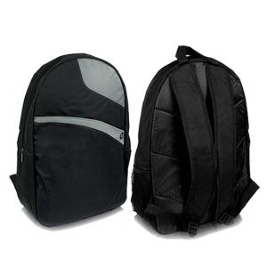 [HP-MSC-BAG-C3R65LA-BK-320] HP Laptop Backpack C3R65LA - Big Deals / Black /